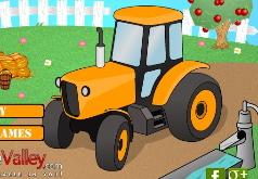 игры ферма с прицепом