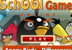 Игры Злые Птички Находить Отличия