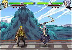 игры на двоих драки хвост феи