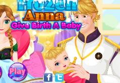 игра эльза и анна беременные