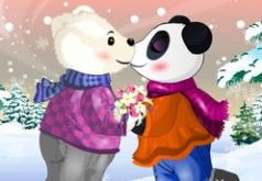 Игры Поцелуи медведей