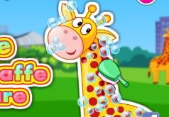 Игры Детеныш жирафа