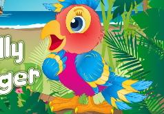 игры попугай пират