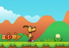 игры приключения маленькой собачки