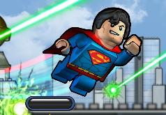 Игры Лего Бэтмен и Супермен