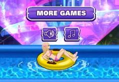 Игры для девочек аквапарк