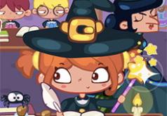 Игры Баловство в школе магии