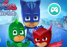 Игры Герои в масках Тест