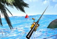 игра рыбалка со спиннингом для начинающих