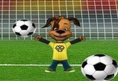 Игры Барбоскины футбол с Дружком