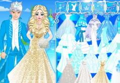 Игры свадьба эльзы и джека
