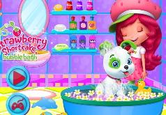 Игра Шарлотта Земляничка Пузырьковая ванночка