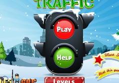 игры светофор на перекрестке
