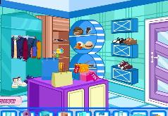 Игры Украсьте комнату