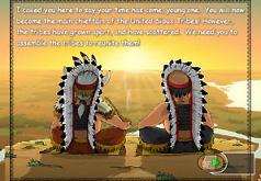 Игры Племя индейцев