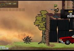 зомби апокалипсис паркур игра