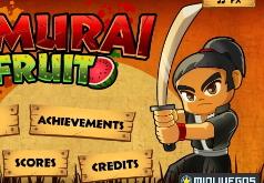 игры плод самурая