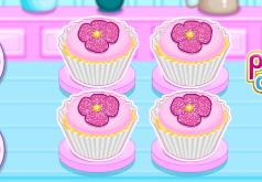 игры кейли готовит кексы