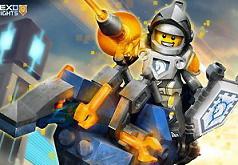 Игра Лего Нексо Найтс: На память и ловкость