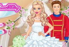игры для девочек одевалки принцесс свадьба