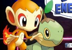 Игра Покемон Энергетический шар