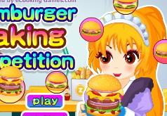 Игры готовим гамбургеры