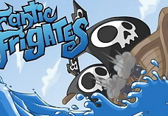 Игра Яростные фрегаты