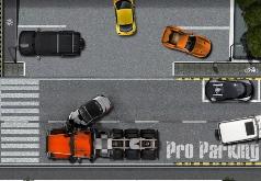игры профи парковки