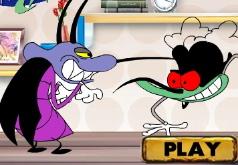 Игры Воришки Огги и тараканы