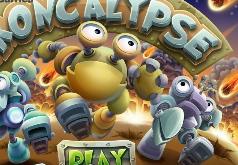 Игры Апокалипсис на планете роботов
