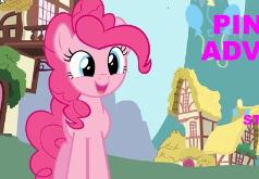 Игра Приключения Пинки Пай