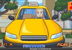 Игры такси по городу нью йорку