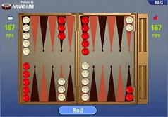 Игры Короткие нарды Аркадиум
