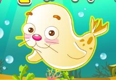 игры приключения тюленя
