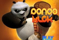 игры панды кики