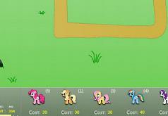 игры для девочек осада кантерлота