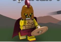 Игра Игра Спартанец метатель