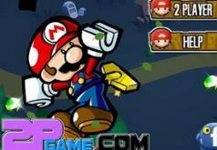 Игры Супер Марио прыгай прыгай