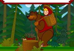 игры маша и медведь на клавиатуре