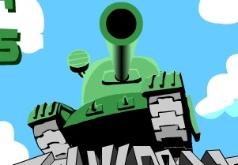 Игра Вражеские танки