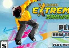 Игры экстрим сноуборд