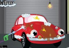 Игра Автомойка для мальчиков: Моем машины