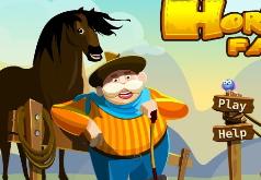 игры лошади ферма для мальчиков