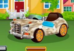 Игры Детская автомойка