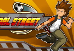 уличный футбол экстрим игра