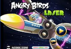 Игры Angry Birds Лазер Джедаев