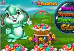 игры пасхальный заяц с лесного клуба