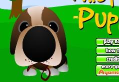 игры озорные маленькие щеночки