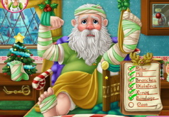 Игры Дед Мороз в Больнице