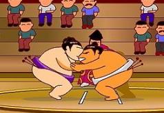 Игры Борьба сумо: два толстяка